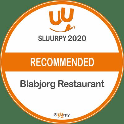 Blabjorg Restaurant